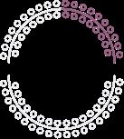 Grafik Zahnabdruck 1. Schritt