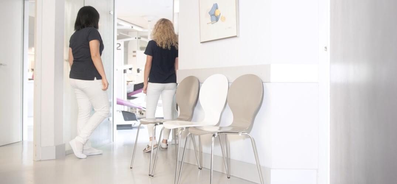 Wartebereich | Arndts Kieferorthopädie