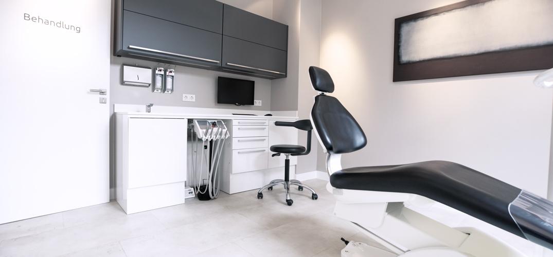 Behandlungszimmer oben