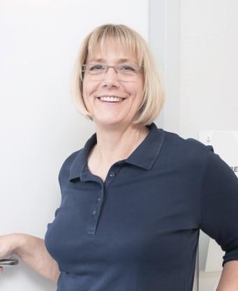 Lydia Edelhoff – Praxismanagerin und Empfang