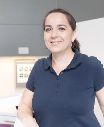 Marianna Markis – Patientenmanagerin und Empfang